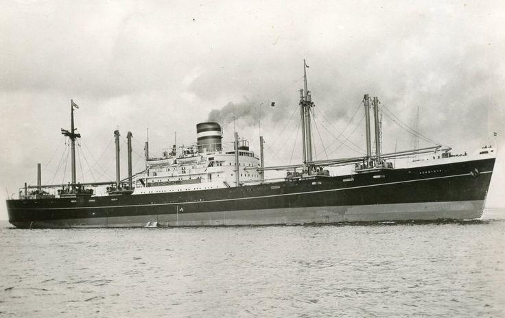 S.S Soestdijk 1948