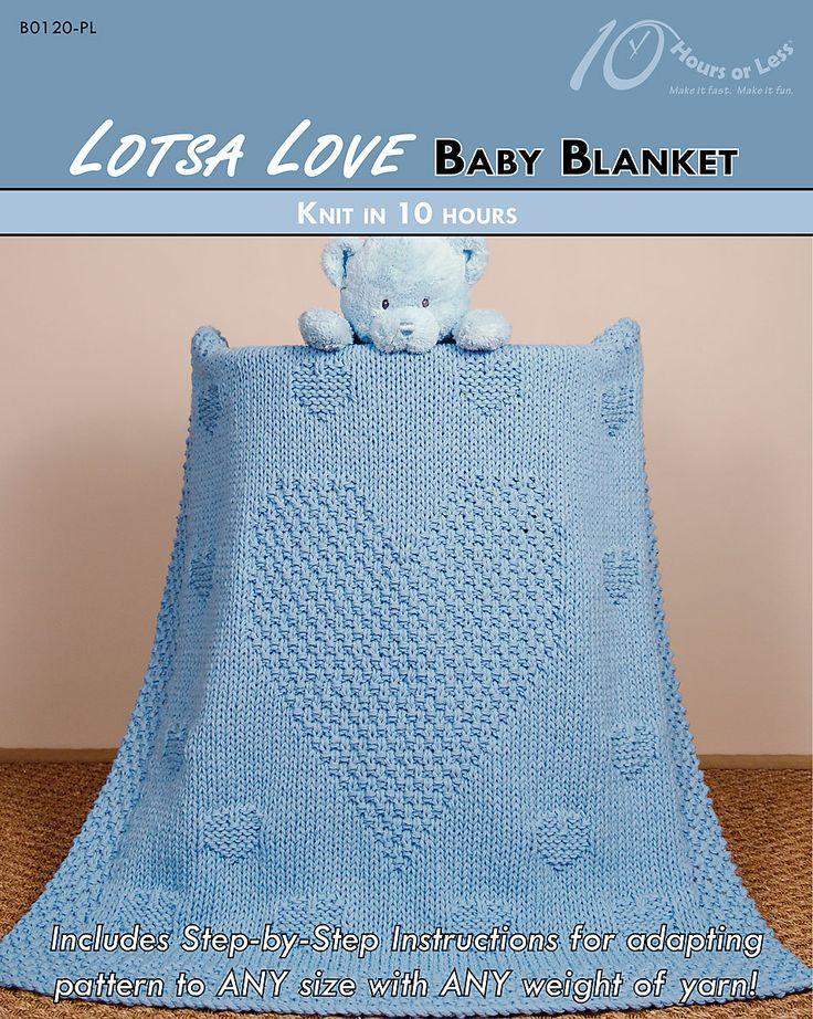 Las mejores 19 imágenes de TOO BUSY! BABY BLANKETS [Knit or Crochet ...