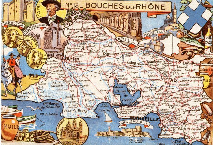 Bouches du rh ne tradition et photo de provence ma for Region bouche du rhone