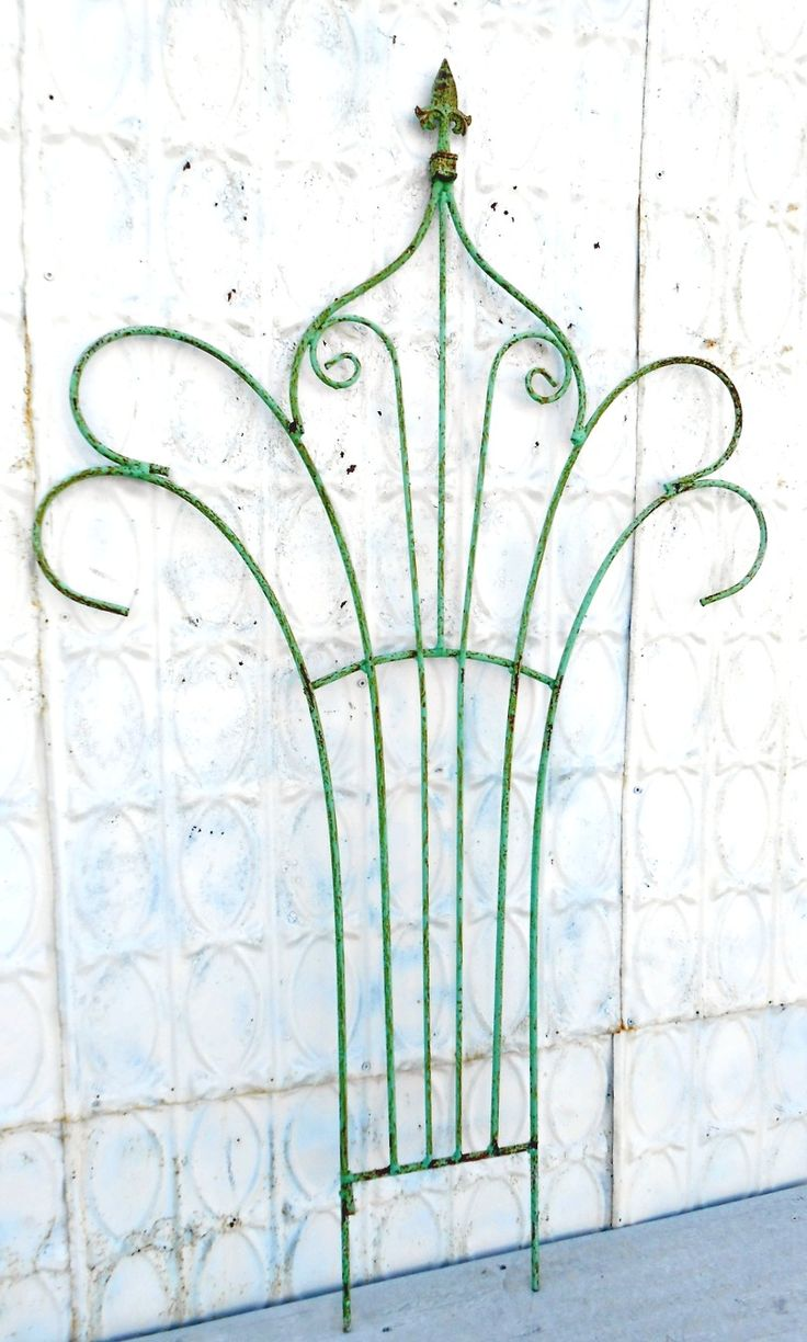 25 best ideas about iron trellis on pinterest metal