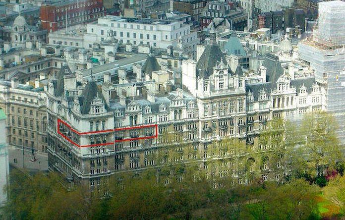 Эхо Москвы :: Блоги / Новые возможности: лондонская квартира вице-премьера Шувалова подорожала наполмиллиарда рублей