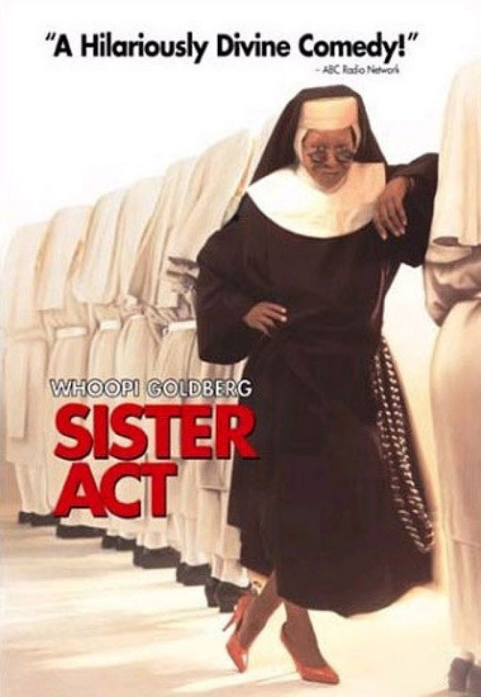 Sister Act --- one of my favorite movies ever hahaha. <3