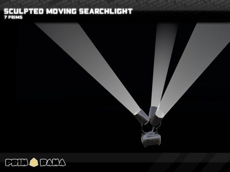 Working Search Light ™
