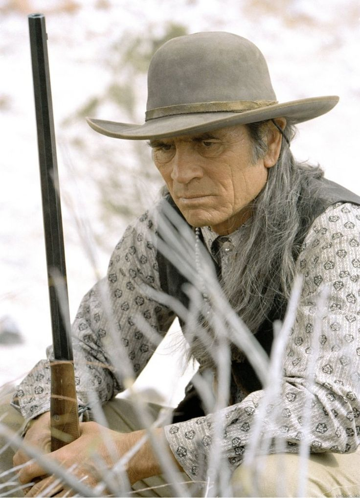 "Tommy Lee Jones - ""The Missing""  2003"