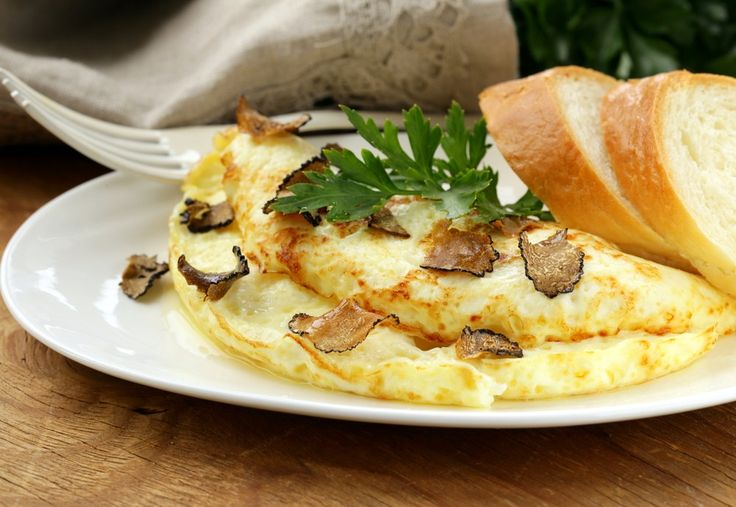 Tous les secrets pour réussir une bonne omelette aux truffes !