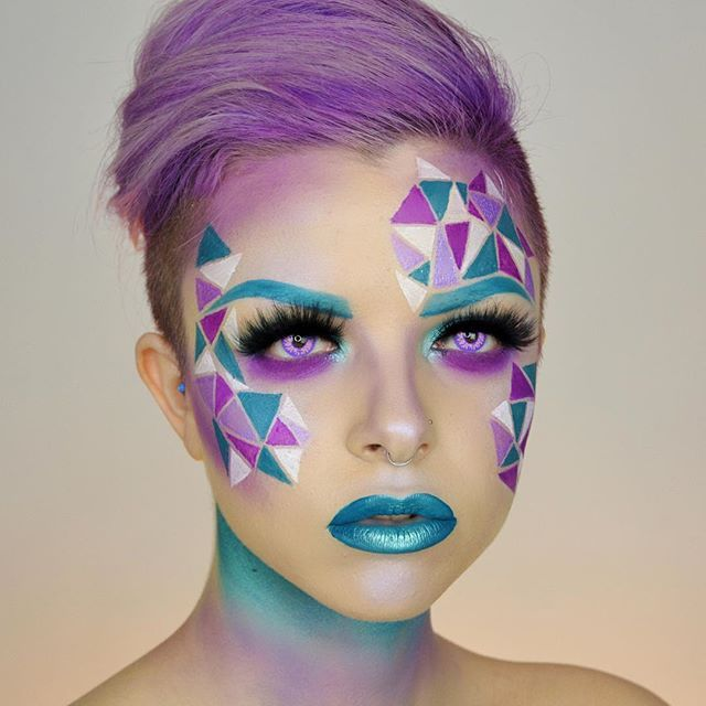 25+ Best Ideas about Extreme Makeup on Pinterest | Amazing ...