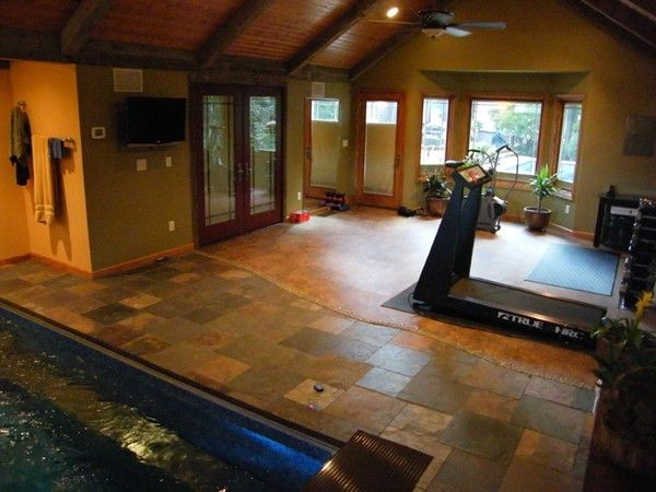 459 best images about endless pools on pinterest swim for Basement swimming pool ideas