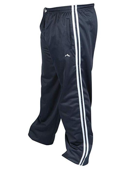 8543e21ce0 Pro-Tonic Tracksuit Bottoms Silky Casual Gym Sweat Pants XXL TD181 ...