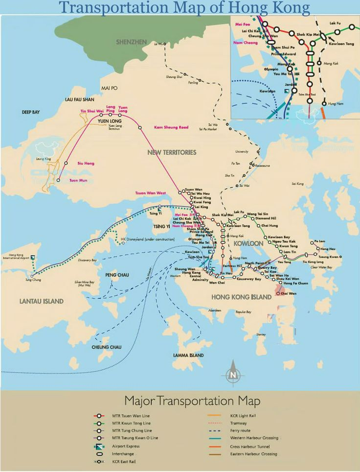 23 best china tour map images on pinterest cards maps and central transportation map of hong kong httpchinawififohong gumiabroncs Images