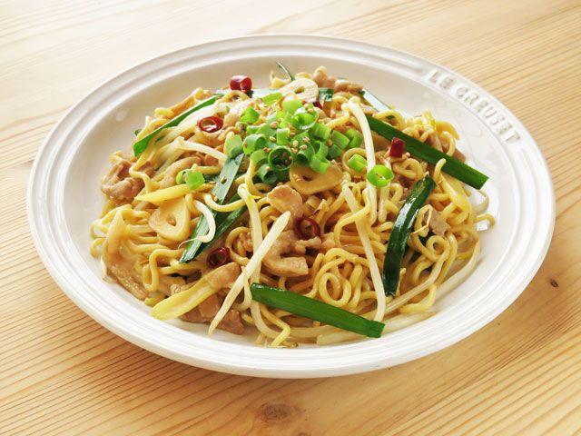 中華料理屋さんのおいしい中華焼きそば レシピ 2020 レシピ 料理 レシピ 焼きそば