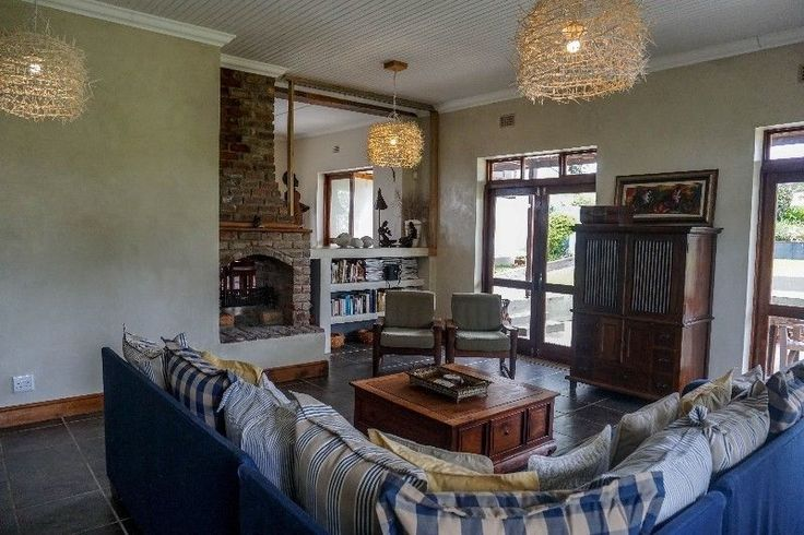 A Hilltop Country Retreat - 4 star self-catering accommodation in SwellendamWe still have double rooms