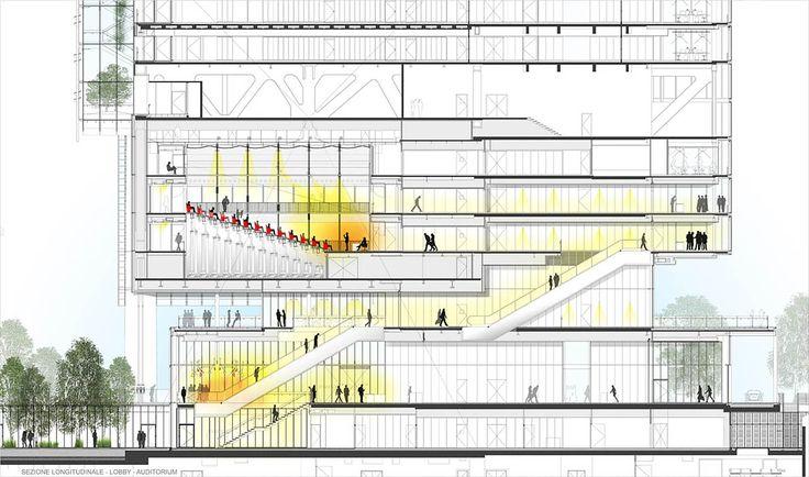 Gallery - Intesa Sanpaolo Office Building / Renzo Piano Building Workshop - 31