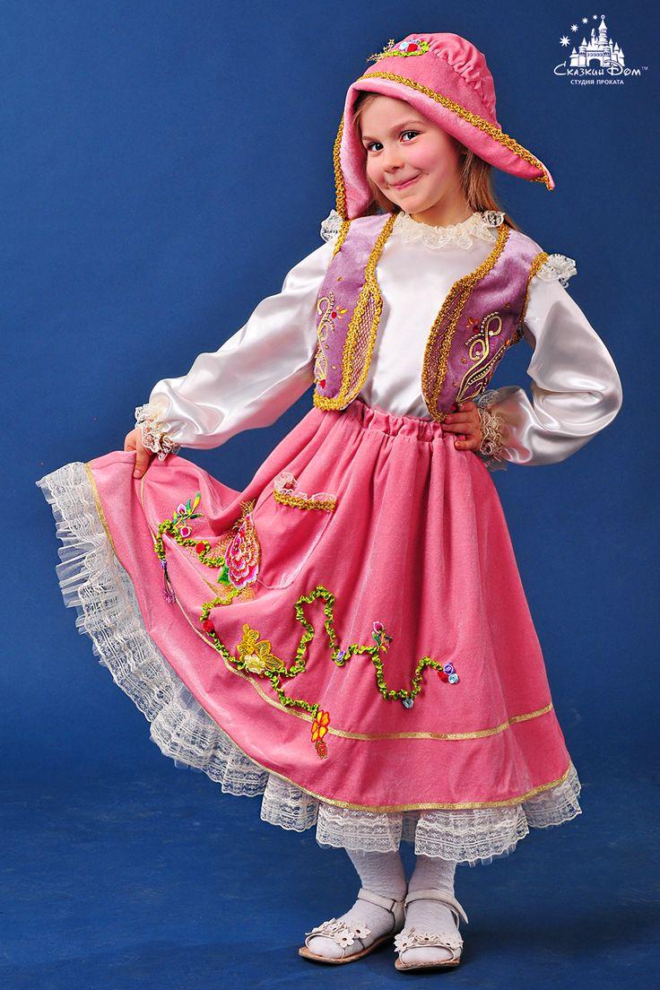 """Герда"".  Рост: 116 - 128 см.     Сайт:) http://skazkindom.dp.ua"