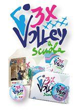 Kit didattico 3XVolley a scuola http://www.calzetti-mariucci.it/shop/prodotti/kit-didattico-3xvolley-a-scuola