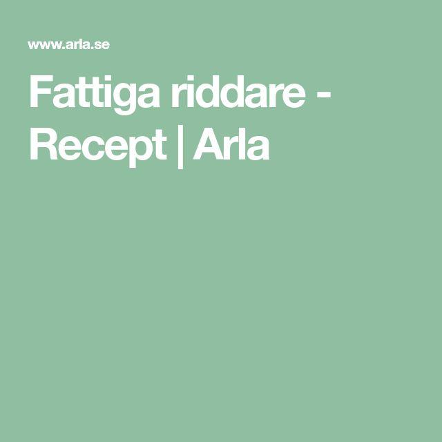 Fattiga riddare - Recept   Arla