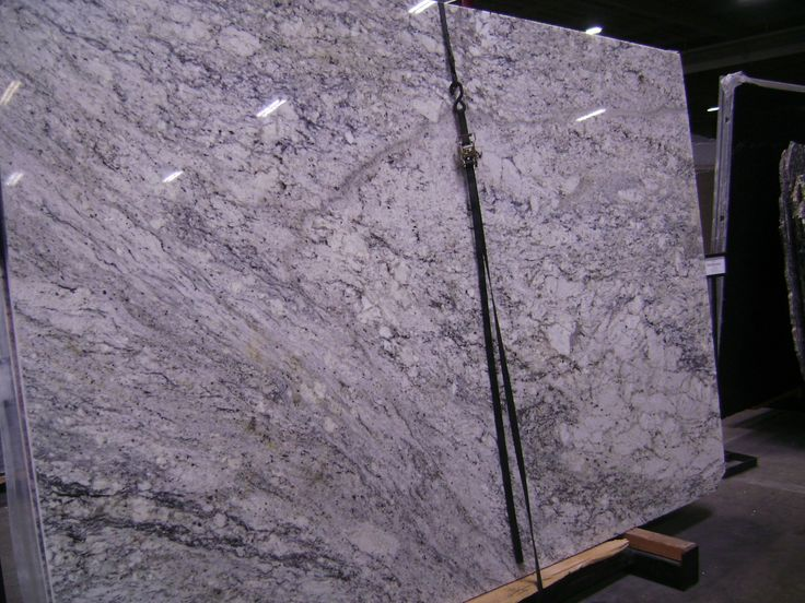 Gr770p African Rainbow Granite With Soft Waves Of Grays From Light To Dark