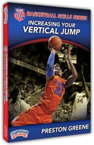 Training Aids 64642: Aau Basketball Skills Series: Increasing Your Vertical Jump -> BUY IT NOW ONLY: $42 on eBay!