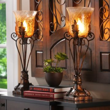Exceptional Peabody Uplight, Set Of 2