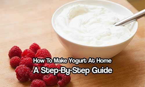 How To Make Different Yogurts At Home