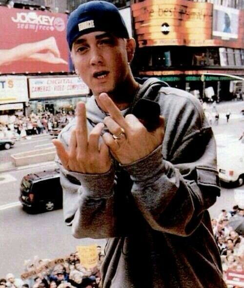 The greatest rapper of all time:Eminem?