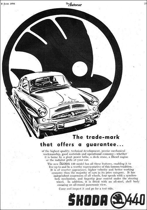 Škoda 1956