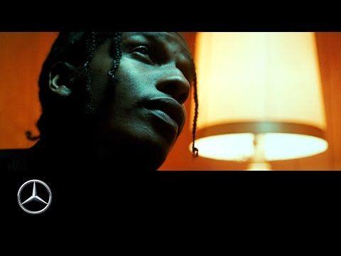 """Grow up: """"Get a job"""" featuring A$AP Rocky – Mercedes-Benz original - YouTube"""