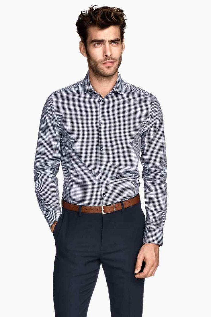 Camicia in cotone premium | H&M
