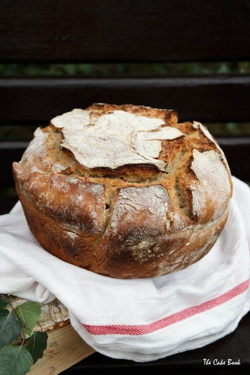 Czym tak naprawdę jest dla Nas chleb? Myślę,że dla każdego czymś zupełnie innym.  Dla mnie jednak chleb to po prostu bochenek z masłem....