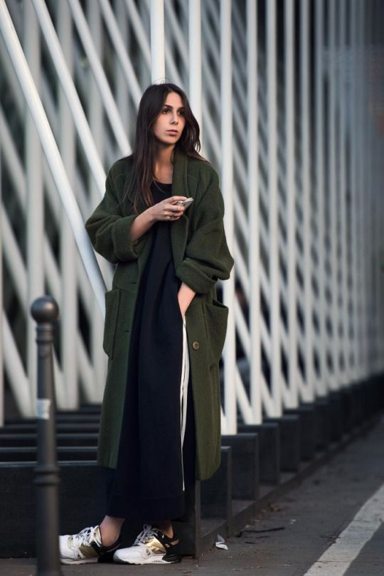 Coat envy | From Paris to London