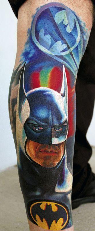 Batman by Nikko Hurtado