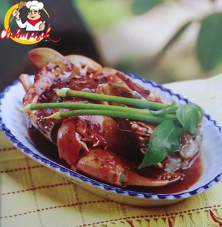 Resep Kepiting Lada Hitam, Resep Masakan Serba Tumis, Club Masak