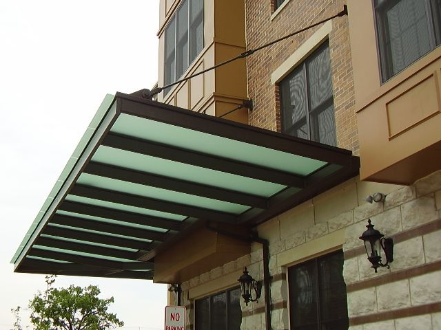 Masa Vision Glass Canopy At Ambiance In Hackensack Nj Architecture Design Metal Manufacturing Americanmade Gla Custom Canopy Canopy Architecture Canopy