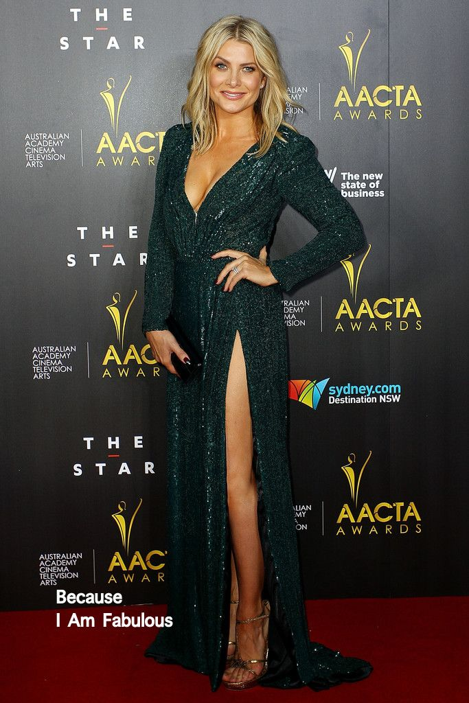 Fabulously Spotted: Natalie Bassingthwaighte Wearing Leah Da Gloria - 3rd Annual AACTA Awards - http://www.becauseiamfabulous.com/2014/01/natalie-bassingthwaighte-wearing-leah-da-gloria-3rd-annual-aacta-awards/