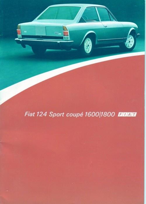 Fiat 124 Sport 1975