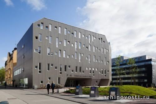 Этот жилой дом для студентов получил название MySpace. Дело в том, что архитекторы из нидерландской студии MEK Architects и норвежской компании Link-Signatur, разработавшие данный проект, решили представить здание как социальную сеть, в которой все 116 жителей дома могут легко...