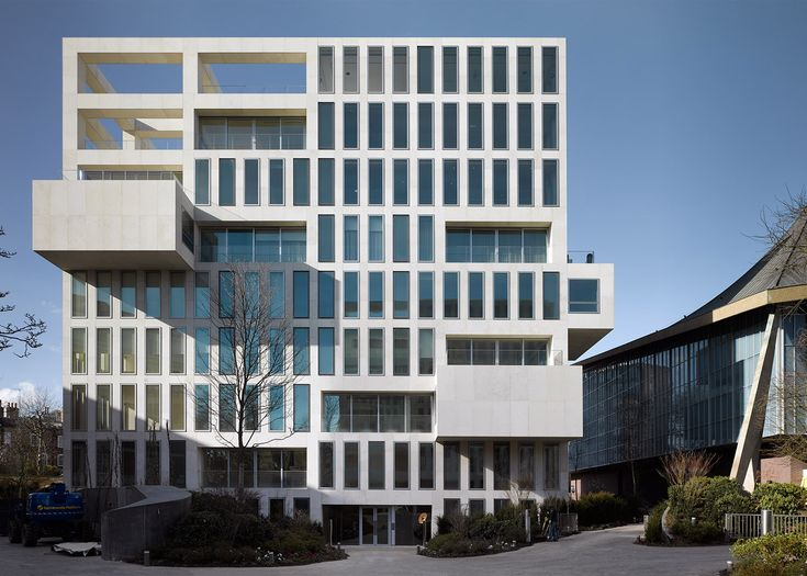 OMA and Allies and Morrison complete Commonwealth Institute overhaul and housing