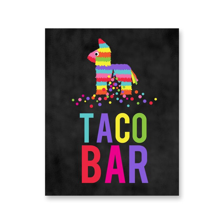 Fiesta Party Printable Table Signs Taco Bar Salsa Bar Nacho Bar and Foldable Food Labels INSTANT DOWNLOAD by SunshineInkStudio on Etsy https://www.etsy.com/listing/236673214/fiesta-party-printable-table-signs-taco
