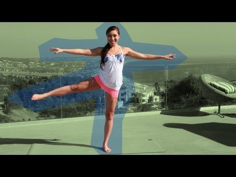 Long, Lean Dancer's Legs Pilates Workout   Pilates Bootcamp With Cassey Ho