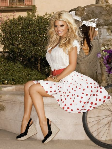 Jessica Simpson Jessica Simpson Spring 2007 Collection