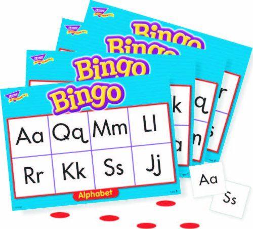 Alphabet Bingo Games TREND ENTERPRISES, INC. http://www.amazon.com/dp/B00006ICAY/ref=cm_sw_r_pi_dp_Bcs8tb1NMP3VN