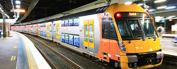 how to become a train driver in australia