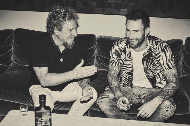 Sammy Hagar and Adam Levine Debut New Santo Mezquila Liquor  Read More: Sammy Hagar and Adam Levine Debut New Santo Mezquila Liquor | http://ultimateclassicrock.com/sammy-hagar-adam-levine-liquor/?trackback=tsmclip #Liquor #Liquornews #Music