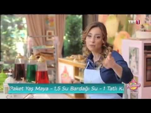 Sebzeli Hamur Tarifi ve İtalyan Gevreği Tarifi / Pastane / TRT1 - YouTube