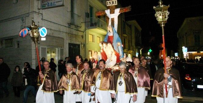 Settimana Santa a Fasano - Per saperne di più su questo evento, visitate il nostro portale: http://www.pugliaevents.it/it/gli-eventi/settimana-santa-a-fasano#