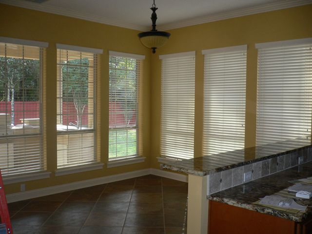 Horizontal Blinds From All About Shutters In