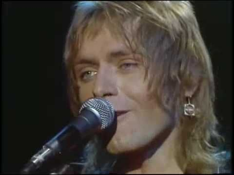 The Cars - Just What I Needed. My wife's boyfriend, Benjamin Orr at his prettiest.