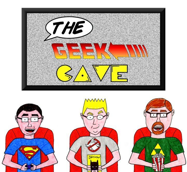 Giveaway | The Geek Cave Podcast Interview!  My first podcast interview as an author! And the guys at The Geek Cave are giving away a digital copy of the first season of Arrow!