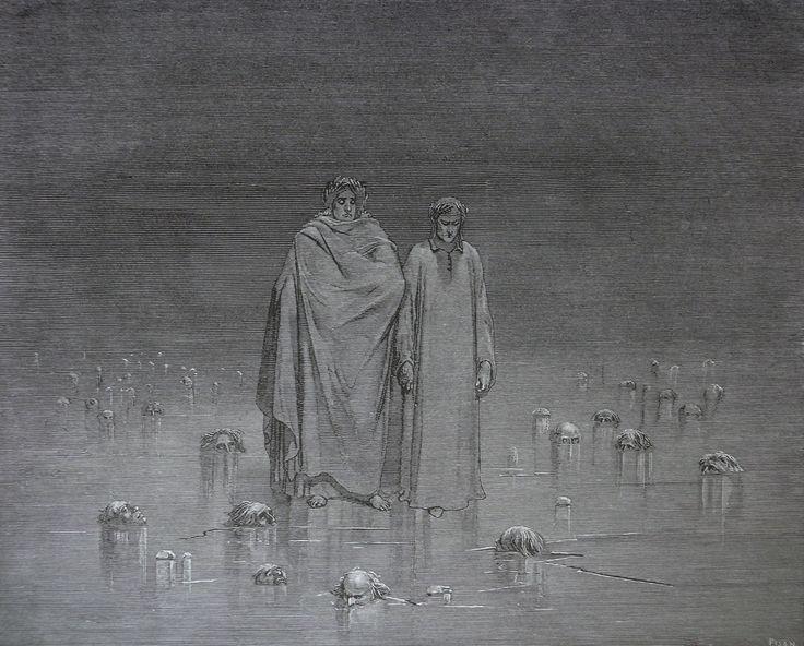 Essay on Perception Dante Alighieri's in The Inferno