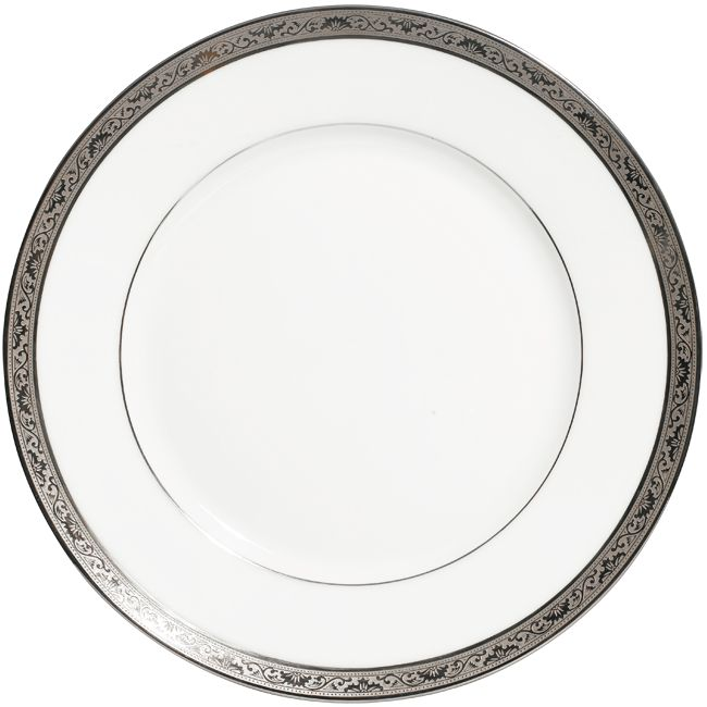 #Raynaud - Limoges #porcelain - Ambassador collection with inlayed platinium