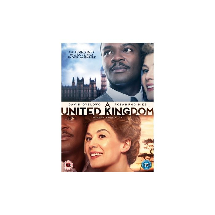 A United Kingdom (DVD) - Buy online on category Drama